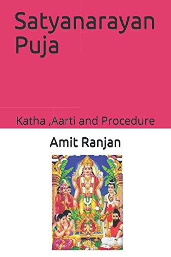 Satyanarayan Puja: Katha ,Aarti and Procedure