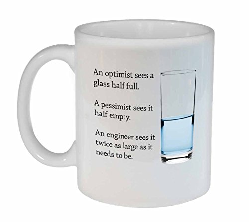 Engineers Glass Water Coffee Tea product image