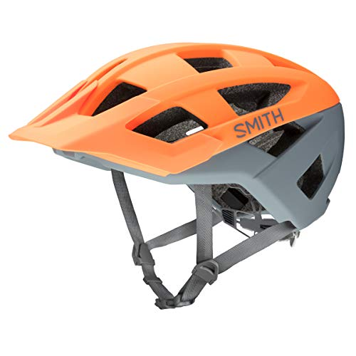 Smith Optics 2019 Venture Adult MTB Cycling Helmet - Matte Heat/Charcoal/Small (Best Mtb Bikes 2019)
