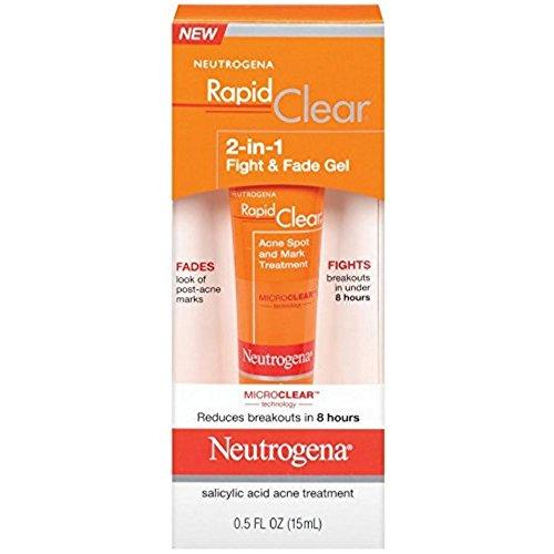 Neutrogena Rapid Clear Fight Fluid
