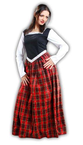 Medieval Renaissance Highland Dress (Small)