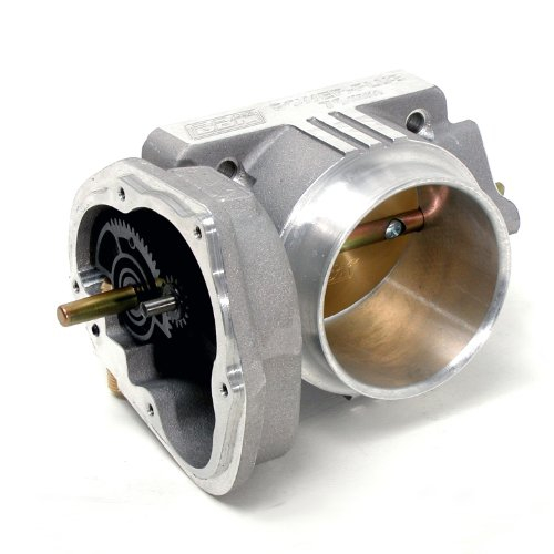 BBK 1765 70mm Throttle Body - High Flow Power Plus Series for Ford Mustang V6 4.0L