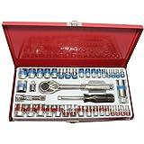 طقم لقم ادوات من اتش كيو, 40 قطعة, SEC-0024