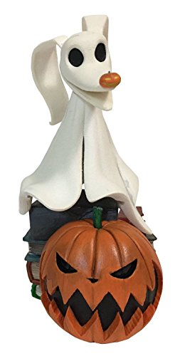 DIAMOND SELECT TOYS The Nightmare Before Christmas: Zero Resin Bust Figure Resin Bust ()