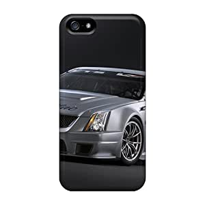 SherriFakhry Iphone 5/5s Shockproof Hard Phone Covers Provide Private Custom Colorful Cadillac Cts V Skin [DFu453nRWn]