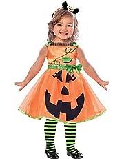 Cute Pumpkin Costume