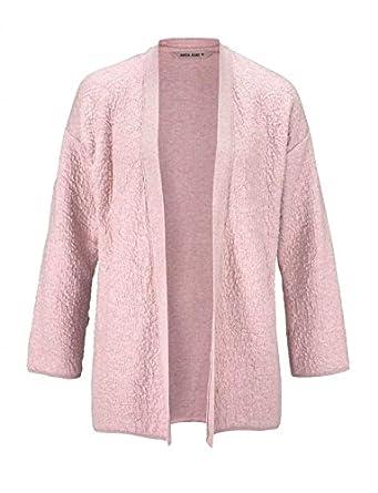 Femme MélangéVêtements Shirt Garcia Sweat Rose Et 8OkXnw0P