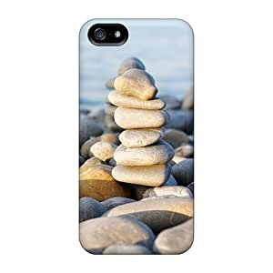 New Style LightTower Hard Case Cover For Iphone 5/5s- Rocks