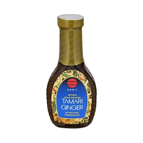 ingredients for asian dressing - 6
