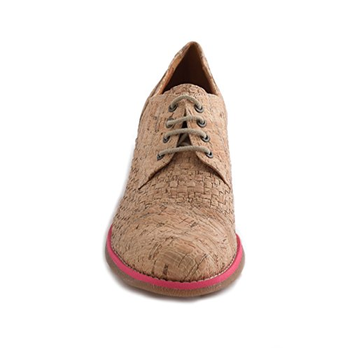 nae Pink Diana Vegan Cork Shoes Women's vr0wvY