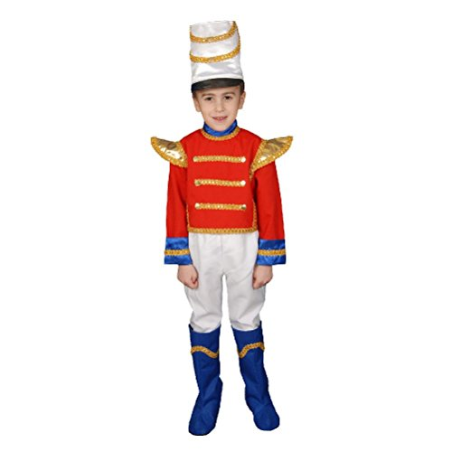 Toy Soldier Costume (Fairy Tales Costumes For Boys)
