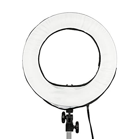 """Buy Prismatic 14"""" Mini Halo Dimmable Ring Light line at Low"""