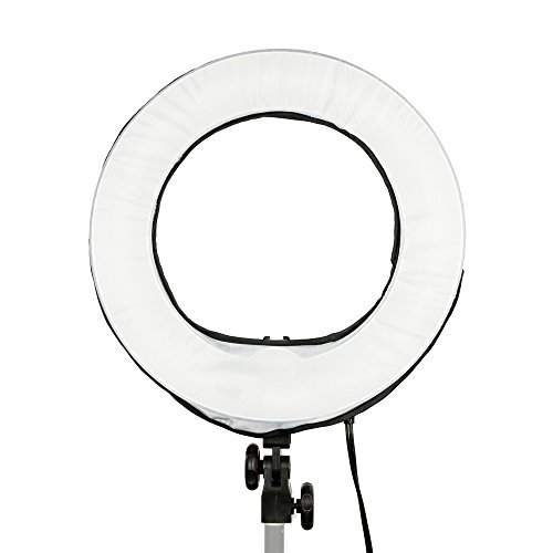 Prismatic 14'' Mini Halo Dimmable Ring Light by Prismatic Lighting