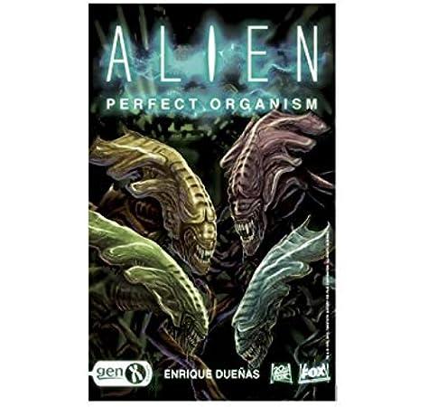 GENX Alien Organism - Juego de Mesa [Castellano]: Amazon.es: Juguetes y juegos