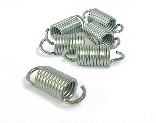 """2"""" [10 Turn] Replacement Furniture Springs Sofa Sleeper/Daybed/Rollaway Bed/Trundle - Set of 6"""