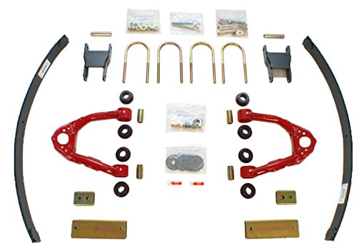 02 nissan frontier lift kit - 3