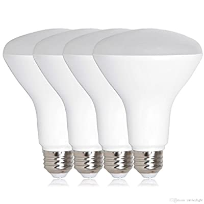 EcoSmart 65W Equivalent Soft White BR30 Dimmable LED Light Bulb (12-Pack)