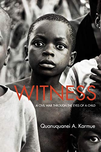 Witness: A Civil War Through the Eyes of a Child