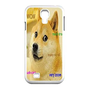 Doge Mousepad Rectangle Shape TPU Phone case cover for SamSung Galaxy S4 9500 white