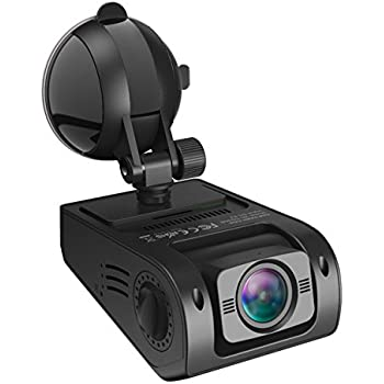 Dash Cam VA-CD008 with 1080P 30fps 5 Lanes Wide Angle Lens, Dashboard Camera Recorder, Sony G-Sensor, WDR, Loop Recording, Night Vision, Dual USB Port Charger, VAVA Brand