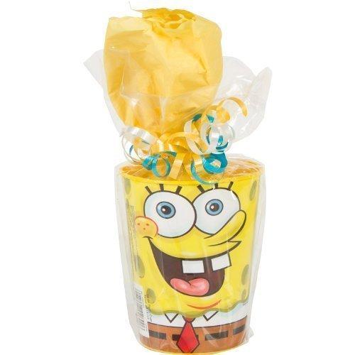 (SPONGEBOB Party Supplies Pre-Filled Goodie Bag)