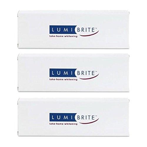 LumiBrite 32% Take-Home Whitening Gel Refill 6 Syringes 2.5 mL EACH (Best Inexpensive Teeth Whitener)