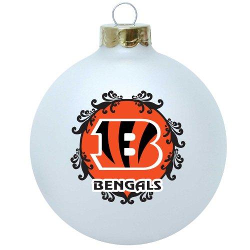 (NFL Cincinnati Bengals Large Collectible Ornament)