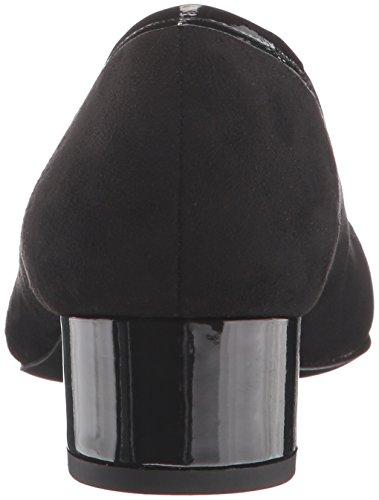 Bandolino Frauen Ximena Offener Zeh Klassische Pumps Black Fabric