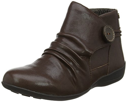 Brown Marrone Padders Donna 11 brown Stivaletti Carnaby WFFqw7BY