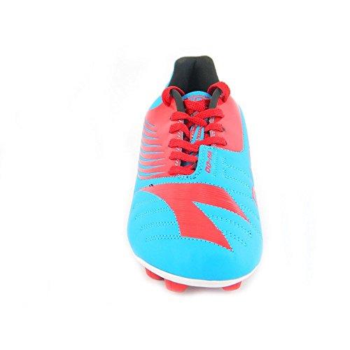 Diadora - Diadora Zapatos de Fútbol DD-NA R MD Celeste C4909 - Azul, 42