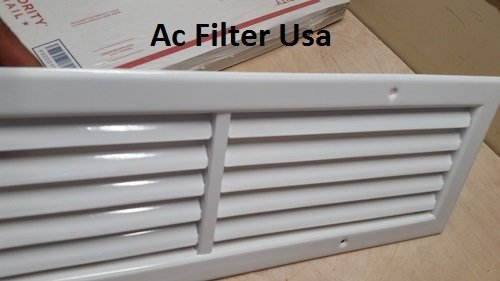 48'' x 6'' RETURN FILTER GRILLE - Easy Air Flow.