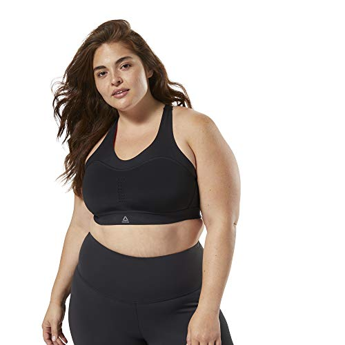 Reebok Puremove Bra, Black, Small by Reebok (Image #4)