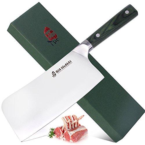 TUO Cutlery Heavy Duty Chopper Knife 7