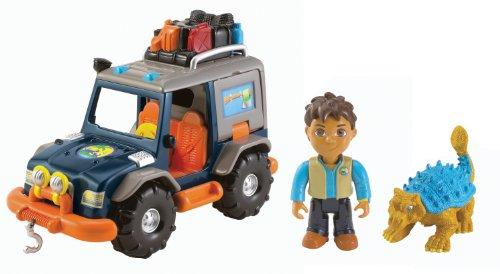 - Fisher-Price Go Diego Go Dinosaur Transport