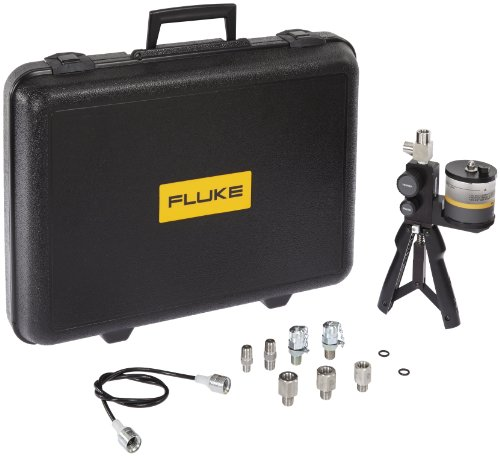 Fluke 700HTPK Hydraulic Test Pump Kit, 0 to 10000 psi/700 Bar