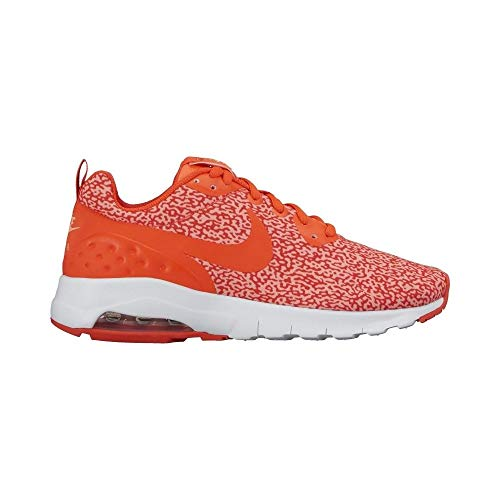 Nike 844890-600, Zapatillas de Deporte para Mujer Naranja (Bright Crimson / Bright Crimson)