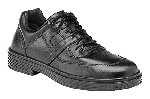 Walking Sneakers,Black,8 W (Rocky Athletic Oxford)