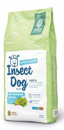 Green Petfood Insect Dog Adult - hypoallergen - getreidefrei -