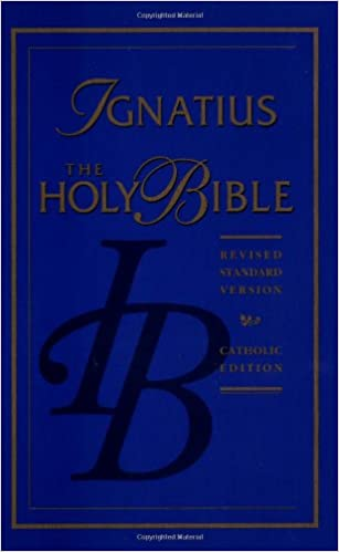The Holy Bible: Revised Standard Version, Catholic Edition