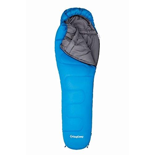 Treck Mummy Sleeping Bag Camping Backpacking Water Repellent Variation by Sleeping Bag