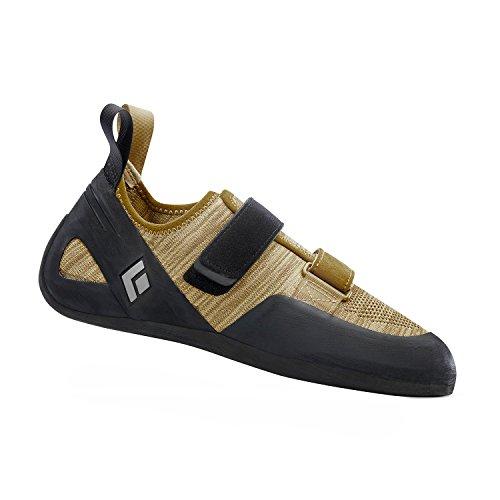 Curry Footwear (Black Diamond Momentum Climbing Shoe - Men's Curry 11)