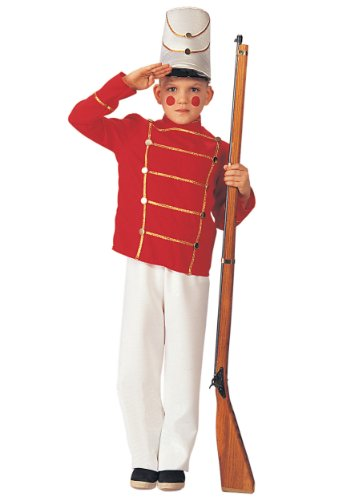 [Deluxe Toy Soldier Costume - Large] (Nutcracker Costumes For Sale)