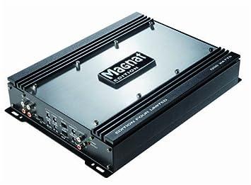 Magnat Edición Limitada Cuatro de 4 canales Amplificador: Amazon.es: Electrónica