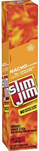 Slim Jim Giant Meat Sticks