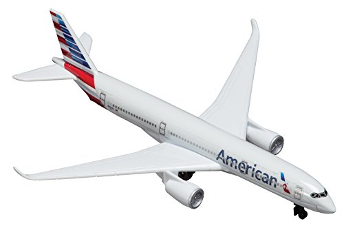 Daron Worldwide Trading American A350 Single Plane (American Airlines Diecast Airport)