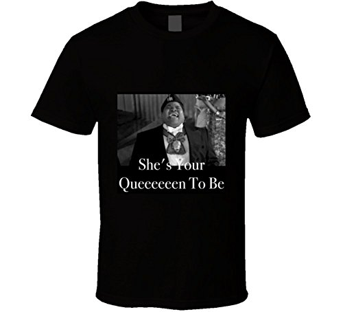 Coming to America Funny Movie T Shirt 2XL Black