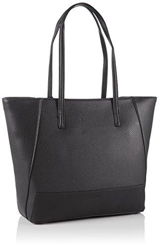 L.Credi Toronto - Shoppers y bolsos de hombro Mujer Negro (Schwarz)