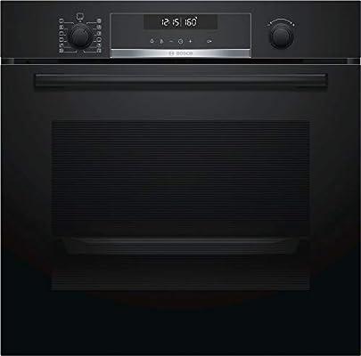 Bosch Serie 6 HBG5780B0 - Horno (Medio, Horno eléctrico, 71 L, 71 ...