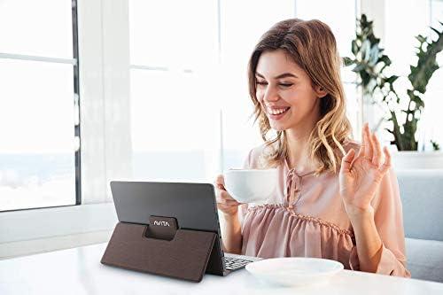 Avita Magus II 10 Inches Intel Celeron 4GB RAM 64GB Storage Touch 2-in-1 Windows 10 Tablet PC Burgundy