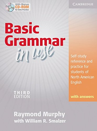 Basic Grammar in Use: Student's Book with answers and CD-ROM